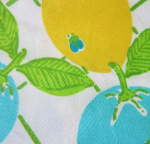 Lilly Pulitzer White Citron Print